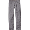 Patagonia M's Straight Fit All-Wear Reg Jeans Feather Grey